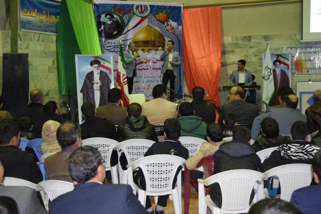 با حضور پرشور مردم و مسئولان؛ جشن بزرگ انقلاب و روز پرستار برگزار شد