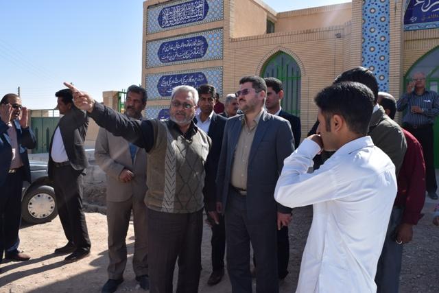 با حضور فرماندار دهگردشي به هفت روستاي بخش مركزي زيركوه برگزار شد